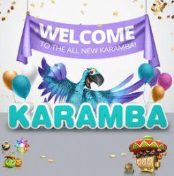 Spela med Karambas nya uppgraderas casinosida