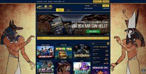 Ramses Gold Casino med stor bonus