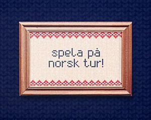 Spela med norsk tur för att vinna stort på Folkeautomaten