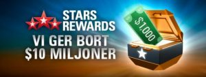 Spela med bonus hos Poker Stars casino