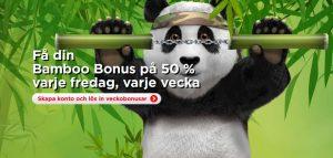 Spela och vinn på Royal Panda med insättningsbonus och no deposit free spins