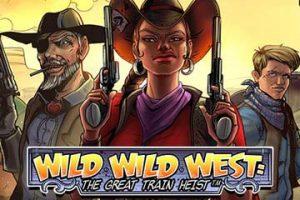 NetEnt-slot Wild Wild West: The Great Train Heist