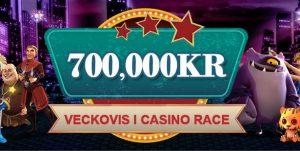 Vinn stort hos Videoslots casino online
