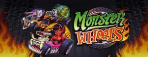 Spela på Monster Wheel och vinn upp till 200 free spins hos NInja Casino