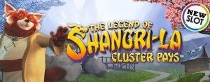 Spela med Slotsmillion casino på nätet och få 50 free spins på Nya Shangri-La slot från NetEnt