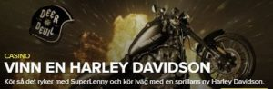 superlenny harley kampanj