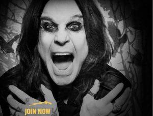 Metal Casino nytt ansikte Ozzy Osbourne