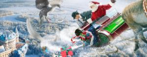 MrGreen exklusiv välkomstbonus till jul