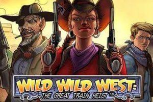 Wild Wild West slot freespins