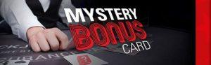 Pokerstars live black jack bonuskort