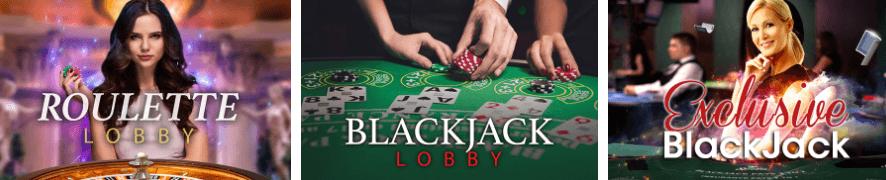 vegashero live casinospel