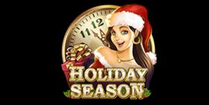 Mr Green lucka 29 free spins holiday season