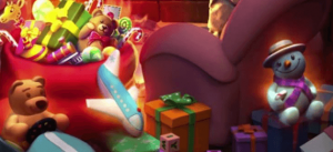 Mr Green lucka 21 Secrets of Christmas