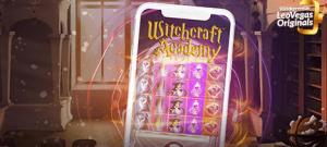 Leovegas Witchcraft Academy slot