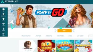 Aplay Casino Startsida