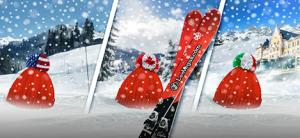 Leovegas lottar ut skidresor
