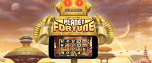 Folkeautomaten Planet Fortune dagens erbjudande