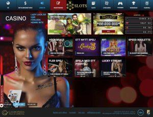 1xSlots casino sida