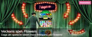 Mr Green och free spins-erbjudandet
