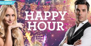 Vinnarum Happy Hour livecasinot
