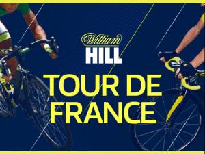 William Hill odds Tour de France