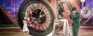 Mr Green Cashcirkus kampanj livecasino