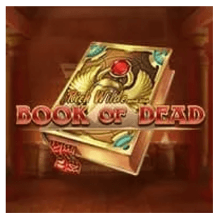 CG Nordicbet spelutbud Book of Dead