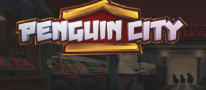 Penguin City slot banner