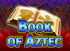 Amatic Book of Aztec slot