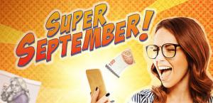 Betsson Super September