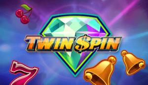 ComeOn vinnare Twin Spin