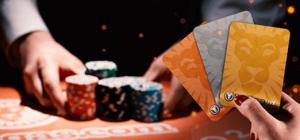 Leovegas live blackjack bonuskort kampanj