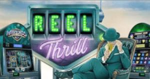 Mr Green Reel Thrill spins