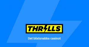 Thrills Casino utan konto