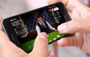 livecasino i mobilen