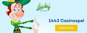 LuckyCasino lojalitetsbonus