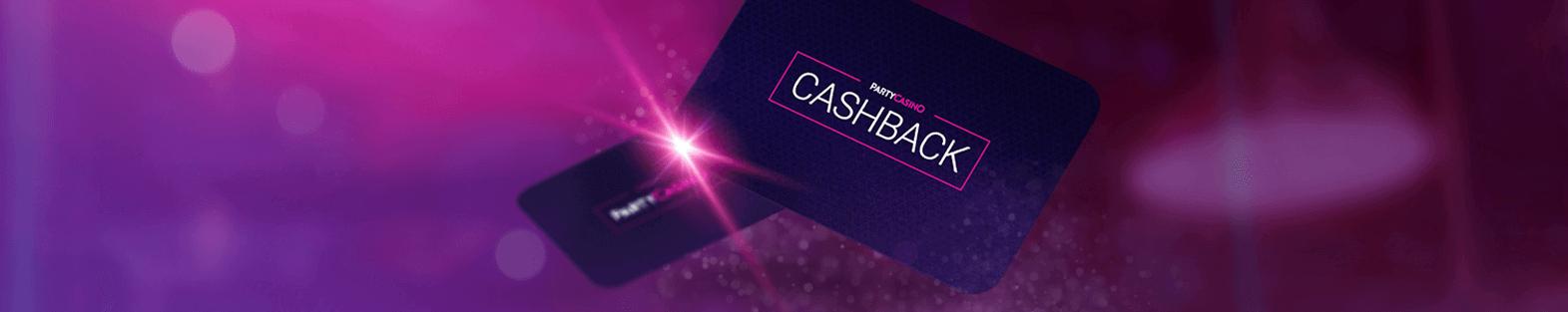 PartyCasino Cashback