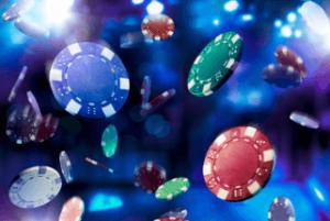 Spinback pokermarker