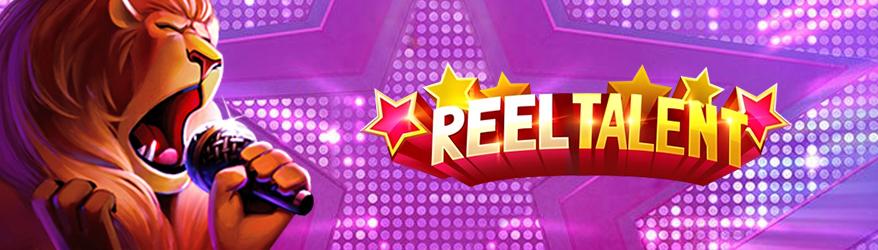 Reel Talent banner