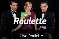Interwetten live roulette