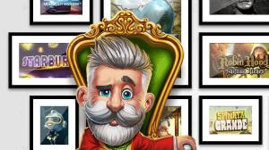 LuckyLouis Banner och casinospel