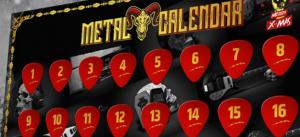 Metal Casino Julkalender lucka 8