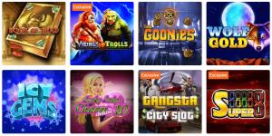 Partypoker spelutbud bild slots casino