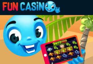 Fun Casino startsida