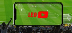 Leovegas live streaming