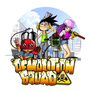 Demolition-Squad banner