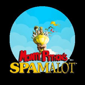 Spamalot banner