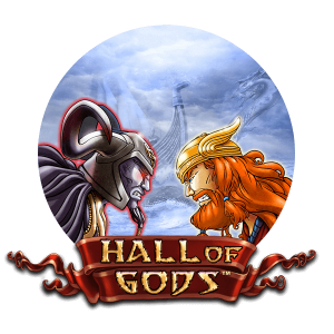 Hall of Gods banner