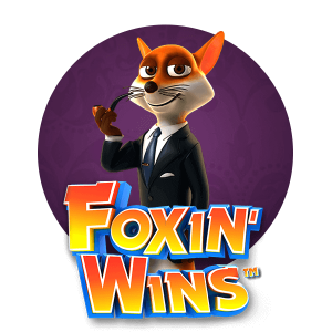 Foxin Wins banner