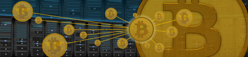 Bitcoins - banner divider